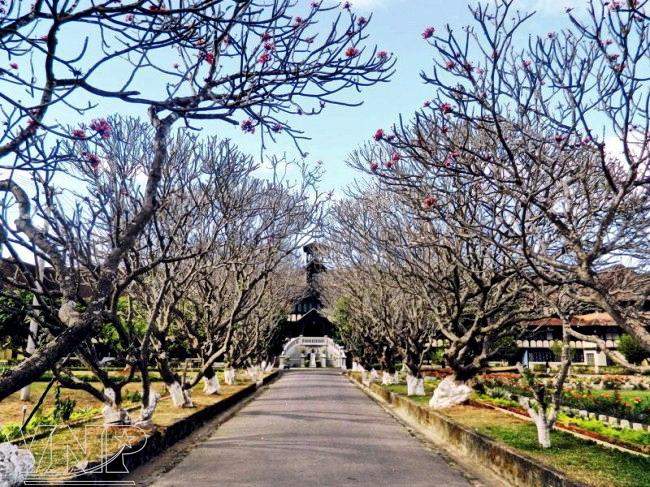 L'église de Thua Sai Kon Tum