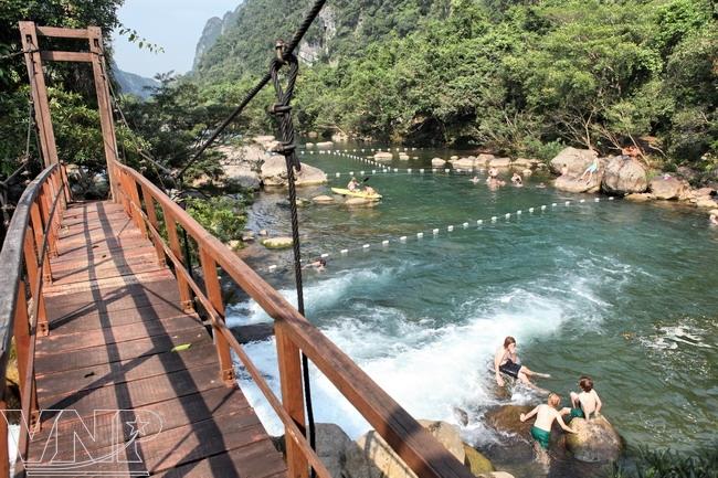 La Zone d'Eco-Tourisme Nuoc Mooc