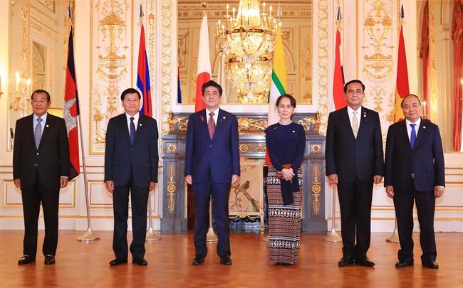 メコン・日本協力間の新たな発展