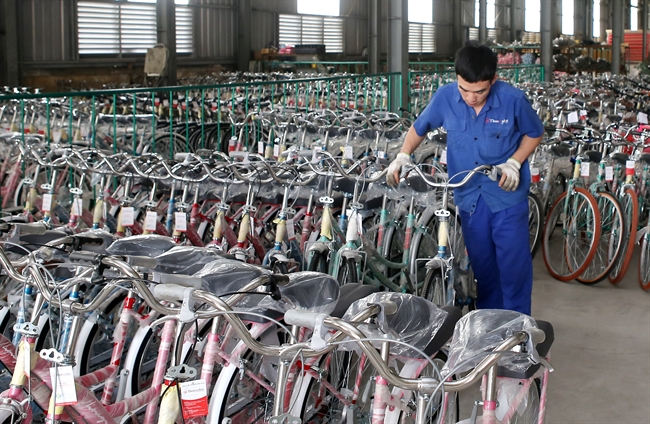 Thong Nhat(トンニャット)自転車
