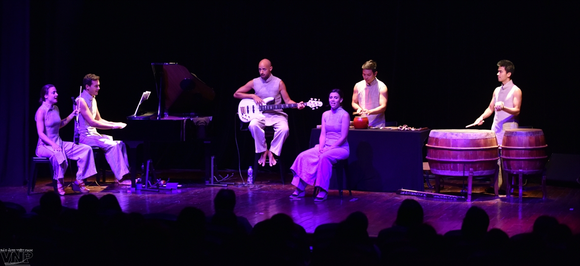 French performance of The Tale of Kieu