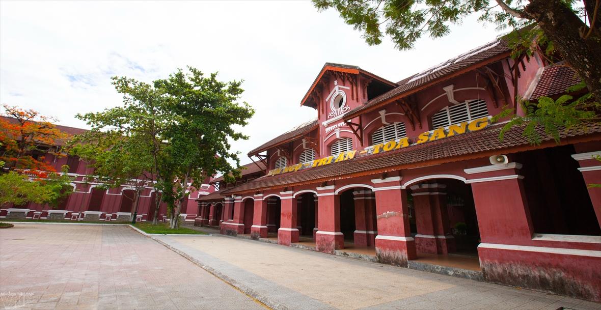 Ngôi trường nữ sinh đầu tiên ở miền Trung