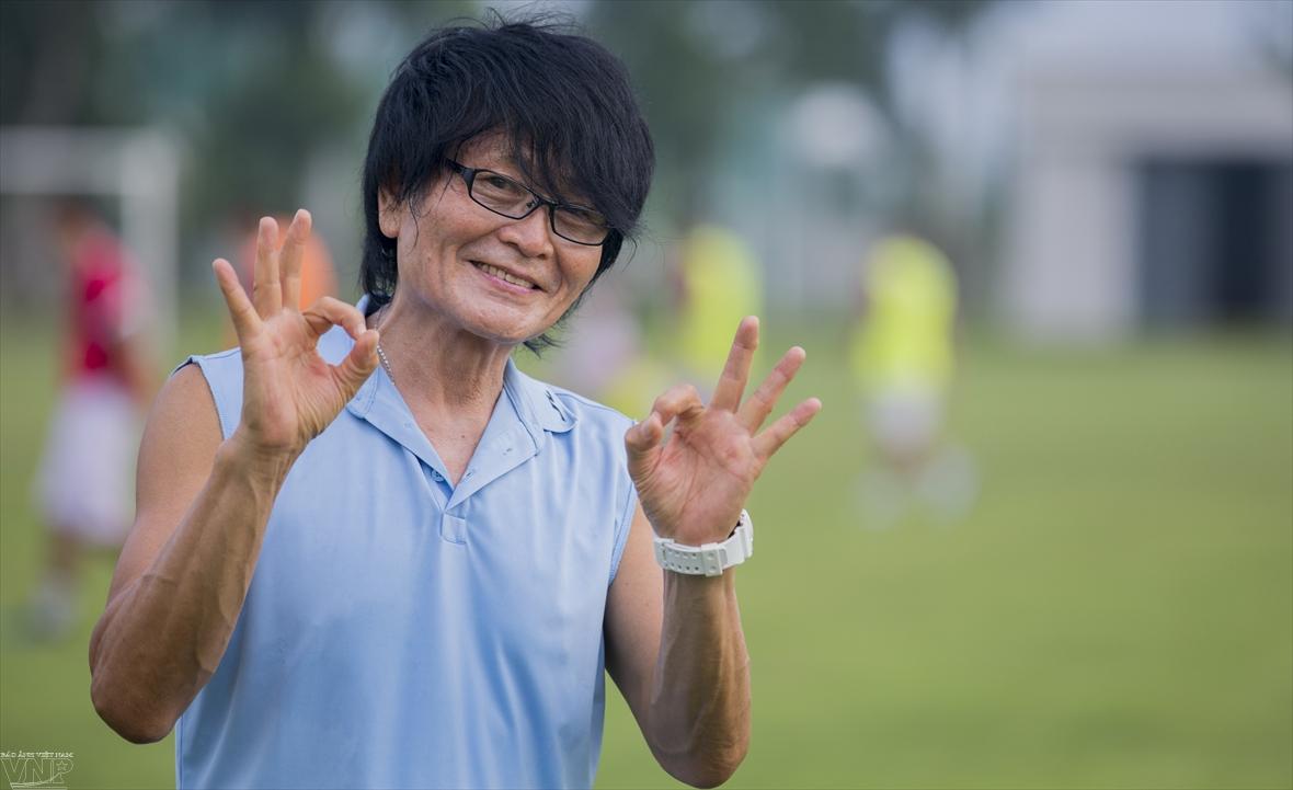Choi Ju Young氏、ベトナムの選手に回復させる専門家