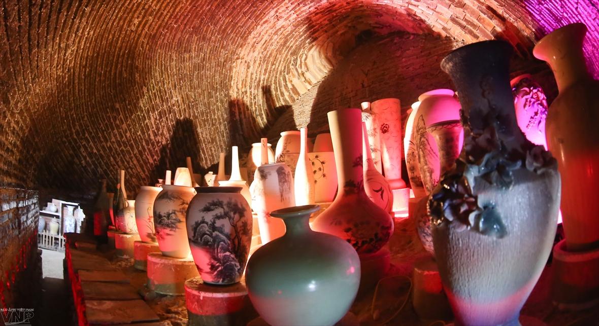 Le village de la céramique de Bat Tràng