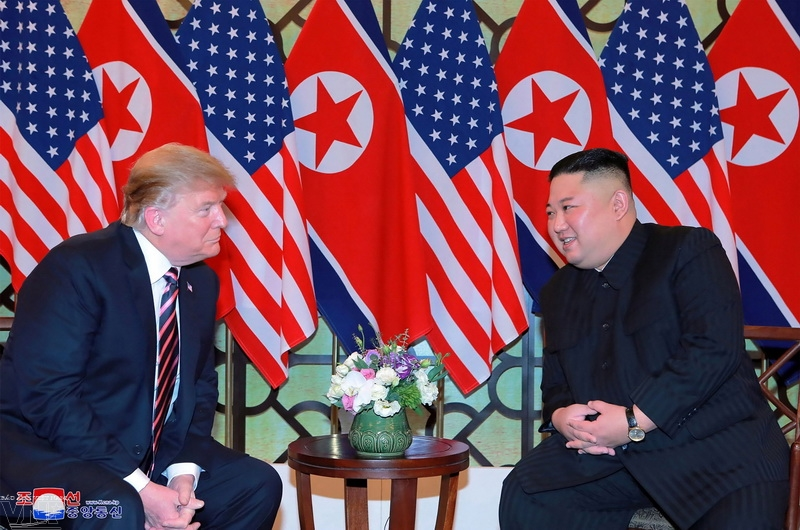Second DPRK-USA Summit in Hanoi