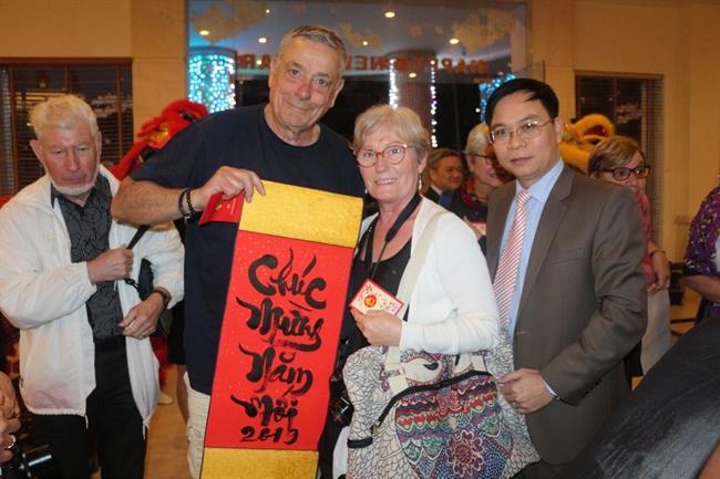 Во Вьетнаме празднуют Новый год по лунному календарю