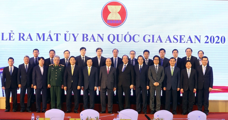 ASEAN:ベトナムの重要な位置を占める多方外交関係
