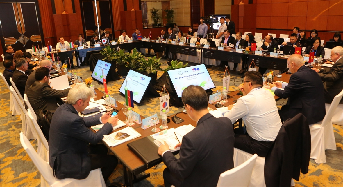 OANA 44:肯定越南国家通讯社在亚通组织的地位