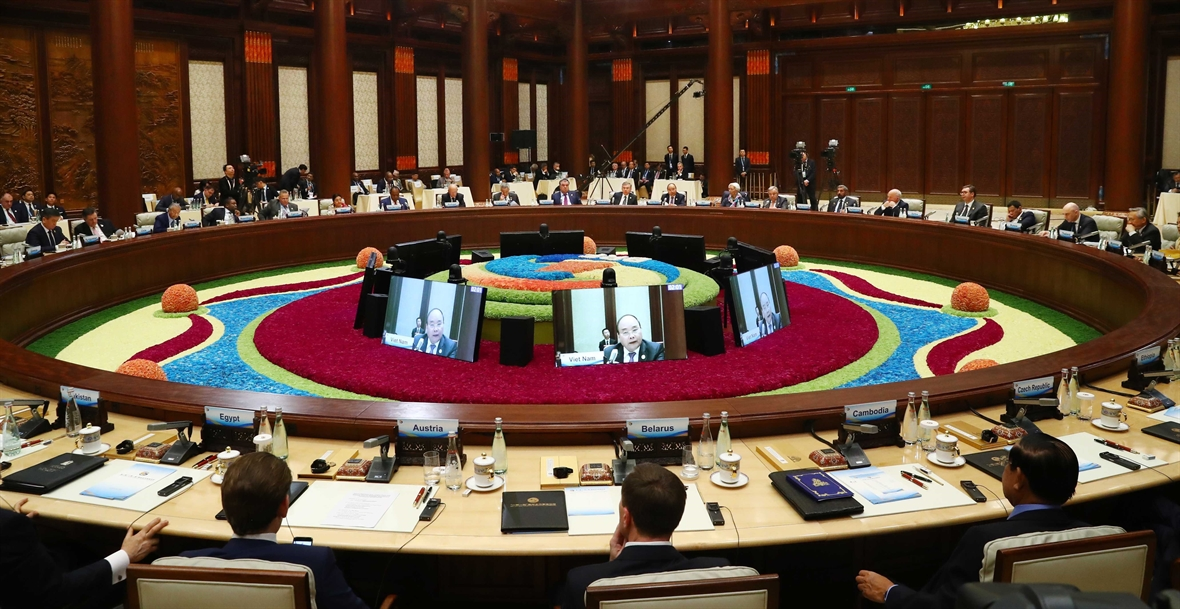 BRF 2019: Promoting cooperation for common peace and prosperity