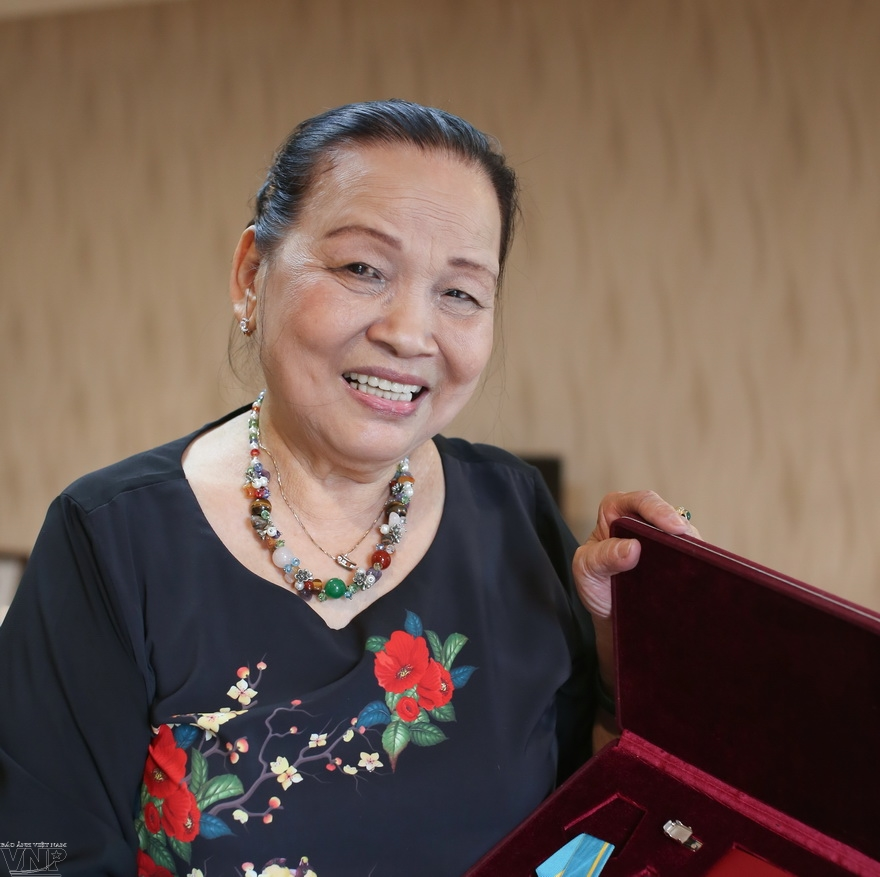 Доцент Нгуен Тует Минь – первая женщина-учёный награждённая  Пушкинской медалью