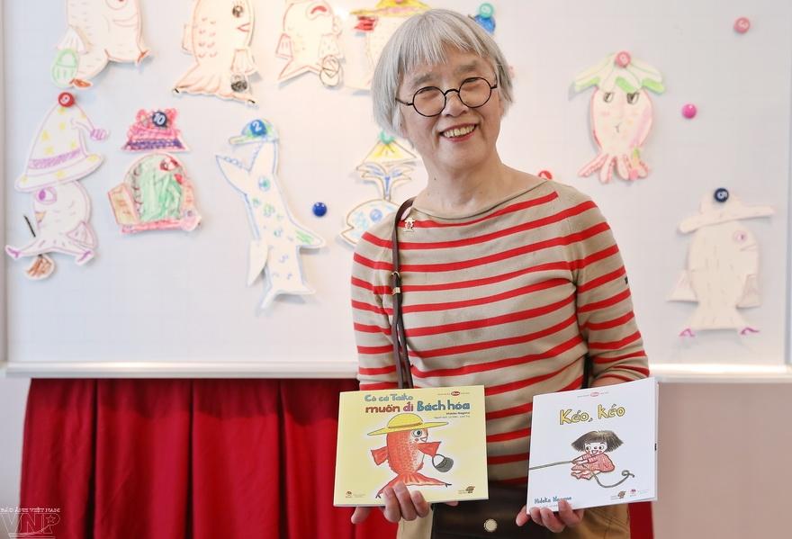 나가노 히데코 (Nagano Hideko) 베트남 어린이의 일본인 친구