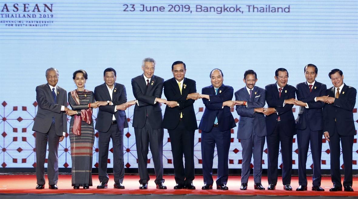 第34届东盟峰会:为可持续发展推动伙伴关系