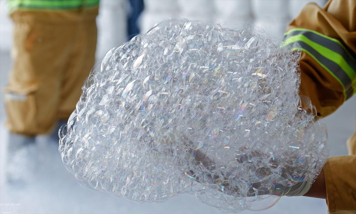 VINAFOAM-泡消火液を輸出する会社