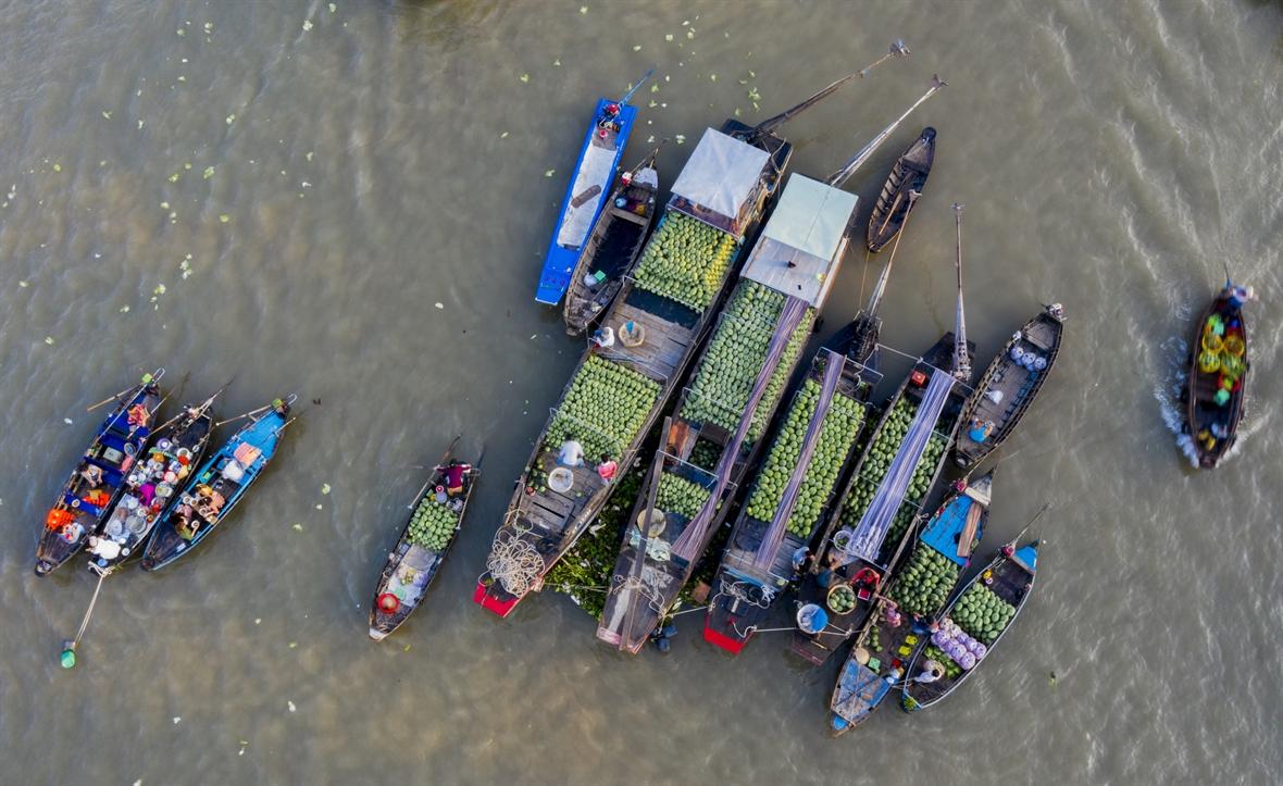 Excursion sur le fleuve Hau