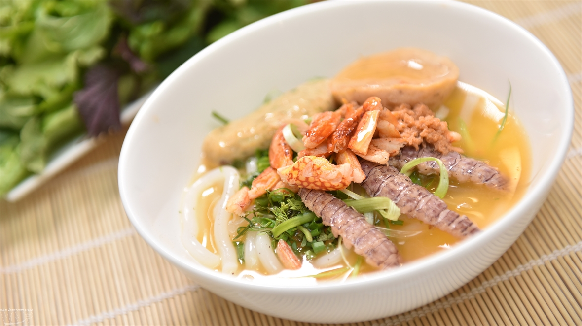 Banh canh ghe