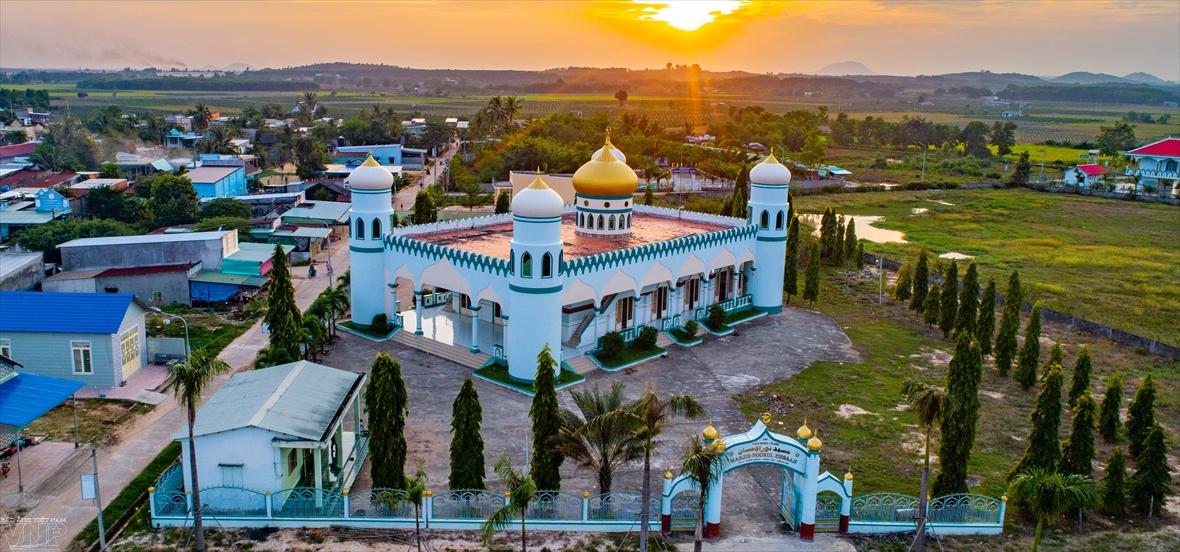 Мечеть Суанлок