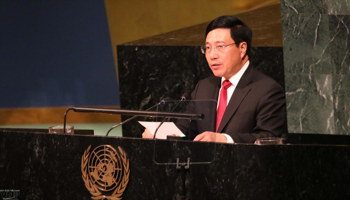 유엔 안전보장이사회 의장국 베트남에게 황금의 기회