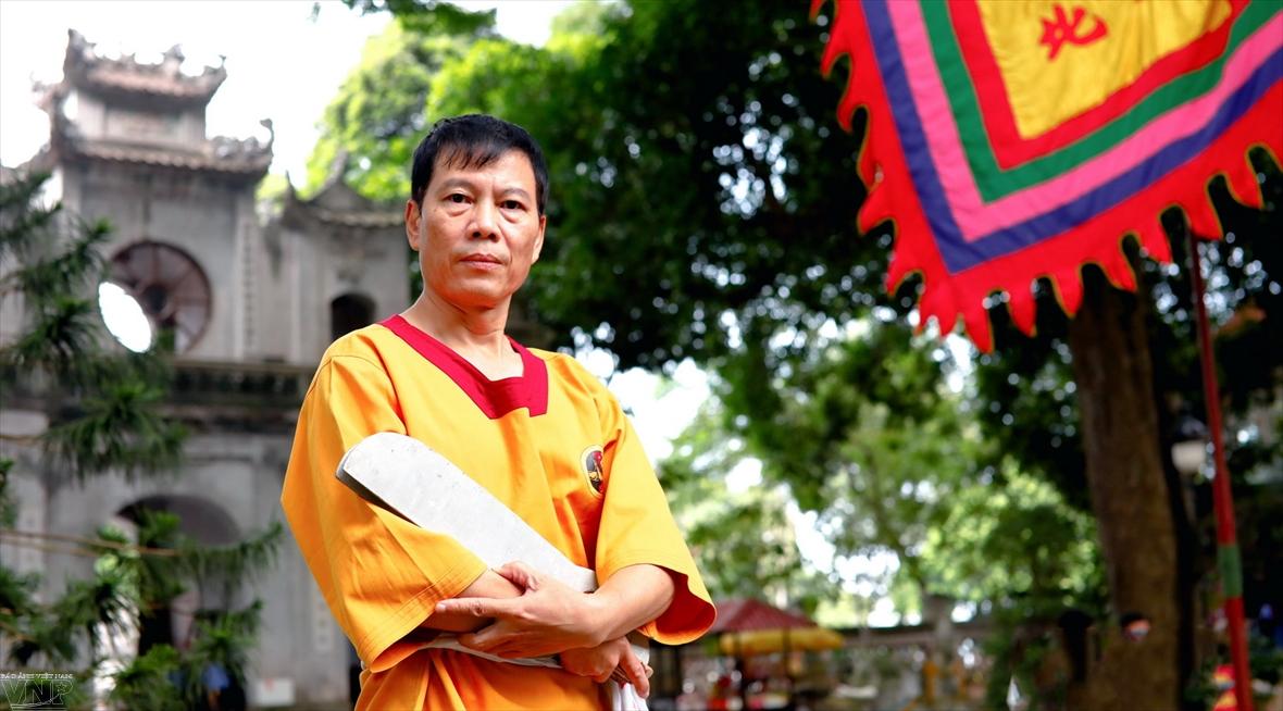 El maestro Nguyen Thanh Chung y su amor por la medicina y las artes marciales de Vietnam