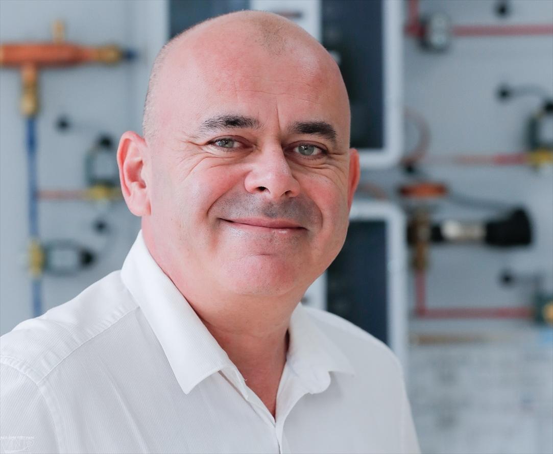 Laurent Brault - chuyên gia Pháp và tâm huyết đào tạo nhân lực cho Hàng không Việt