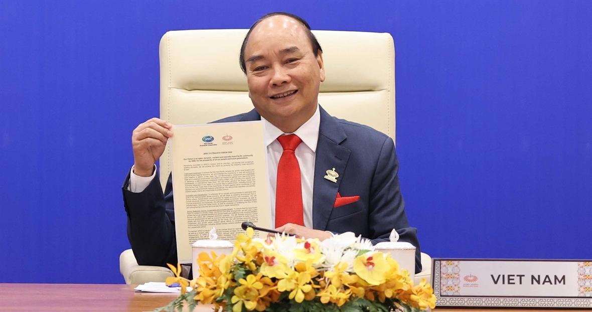 Le Vietnam marque de son empreinte lAPEC