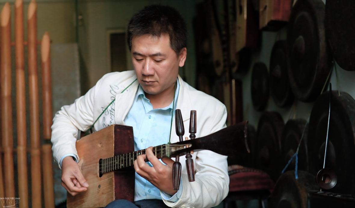 Bá Nha - người nghệ sỹ khát khao truyền bá tinh hoa âm nhạc Việt