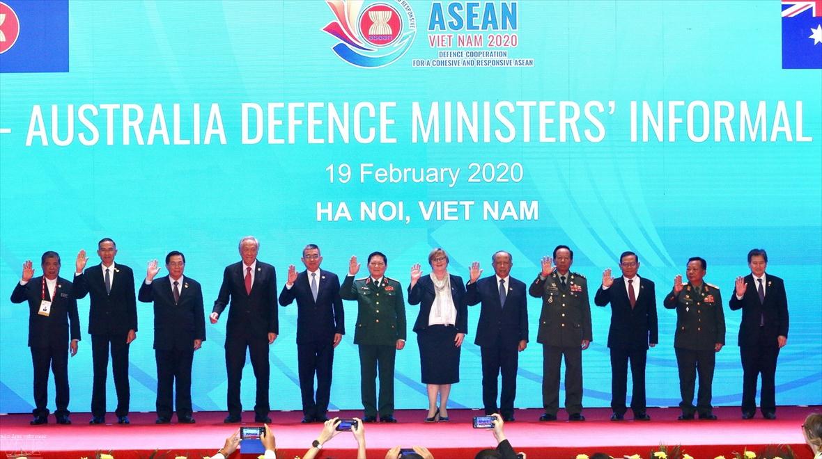 ASEANs defense cooperation against disease outbreaks