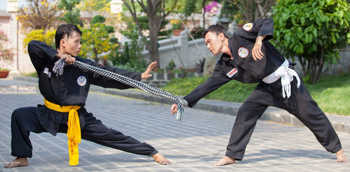 The uniqueness of Khan Ran martial arts
