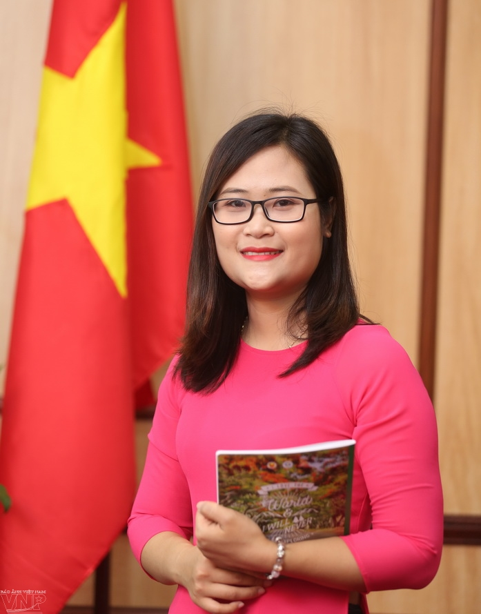 Ha Anh Phuong - A global teacher