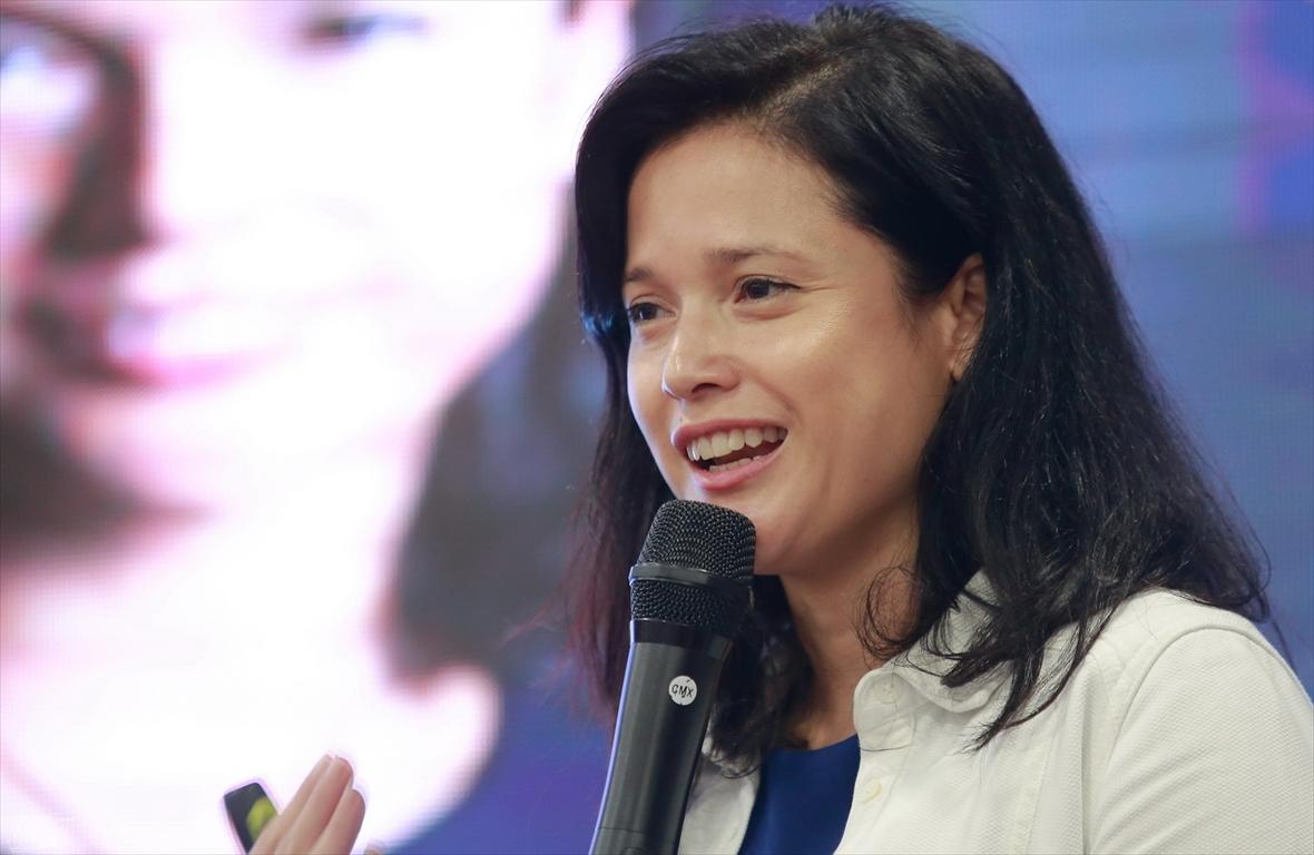 Céline Charpiot puente tecnológico entre Francia y Vietnam