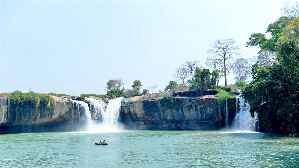 Les majestueuses cascades de Dray Nur et Dray Sap dans le Tay Nguyen