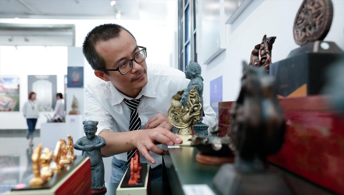 TS. Trần Trọng Dương trên hành trình số hóa di sản kiến trúc Phật giáo thời Lý