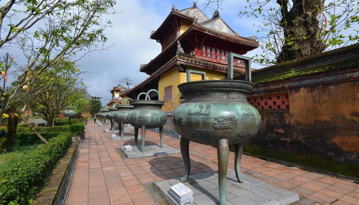 Huế - Nơi lưu giữ tinh hoa nghề Việt