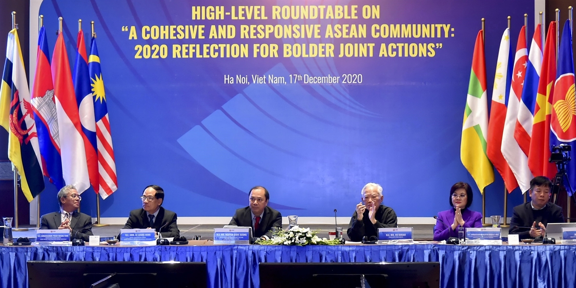 阮国勇:越南引导东盟充分发挥核心作用