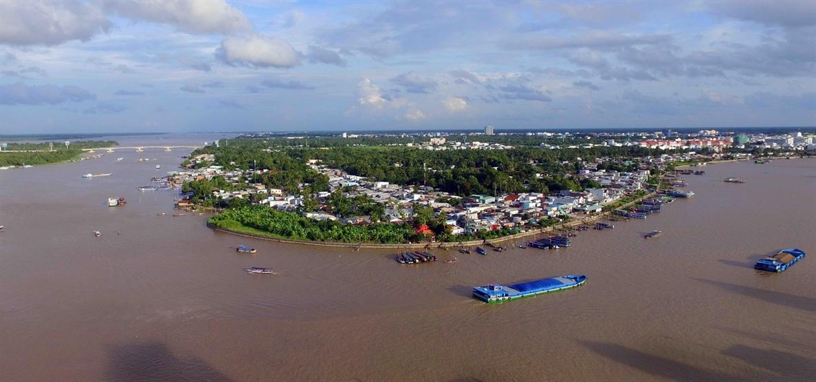 Nouvelle approche stratégique pour le développement du delta du Mékong