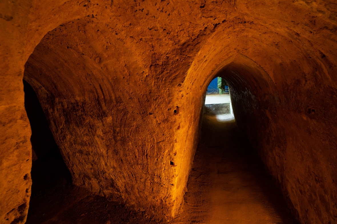 세계유산으로 등재 될 구찌(Củ Chi)터널