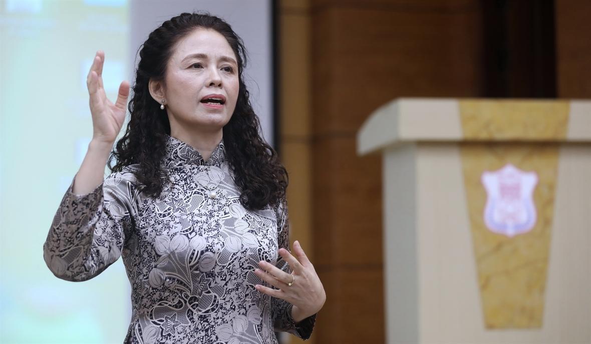 Доцент кандидат наук Чыонг Тхань Хыонг: учёный занимающийся дислипидемией