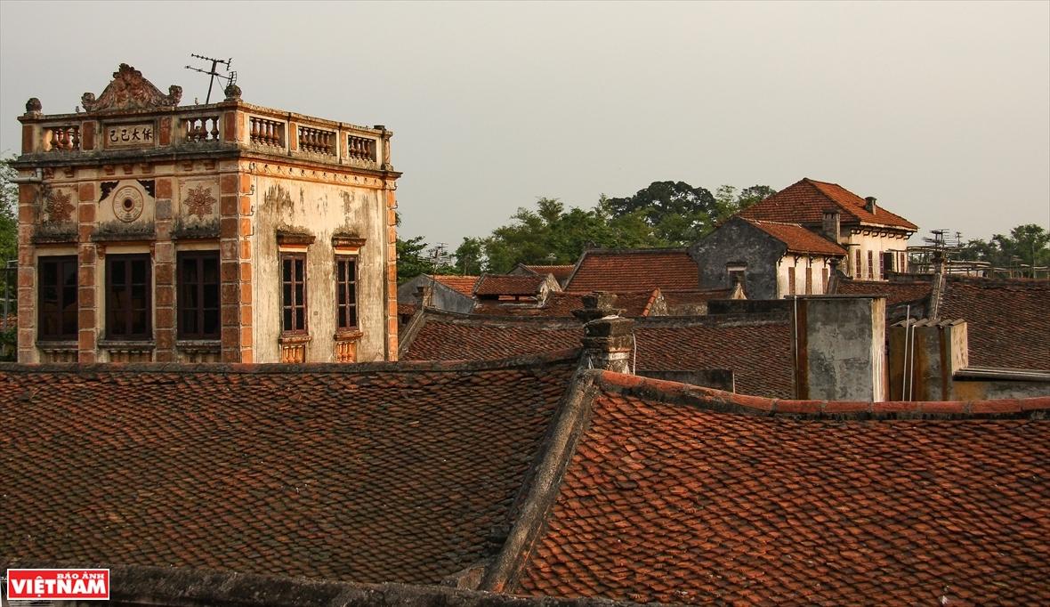 Cự Đà: bảo tàng sống về kiến trúc làng nghề ven đô