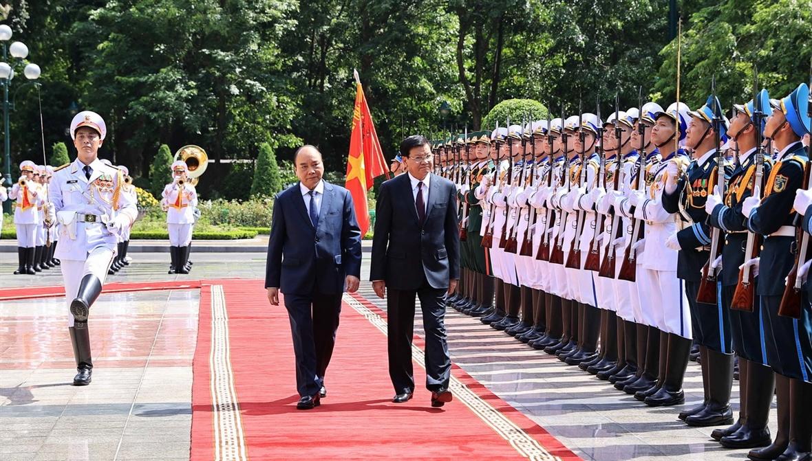 Củng cố và làm sâu sắc hơn quan hệ hữu nghị Việt Nam - Lào