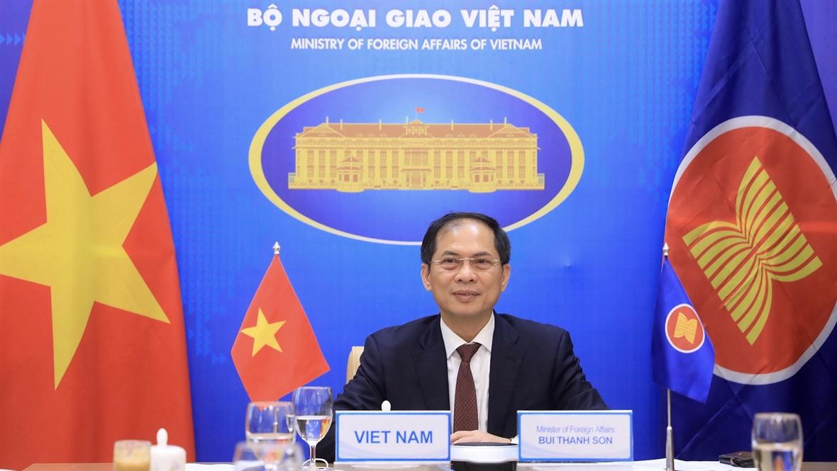 Nhất trí đẩy mạnh tham vấn đối thoại và hợp tác ASEAN-Hoa Kỳ