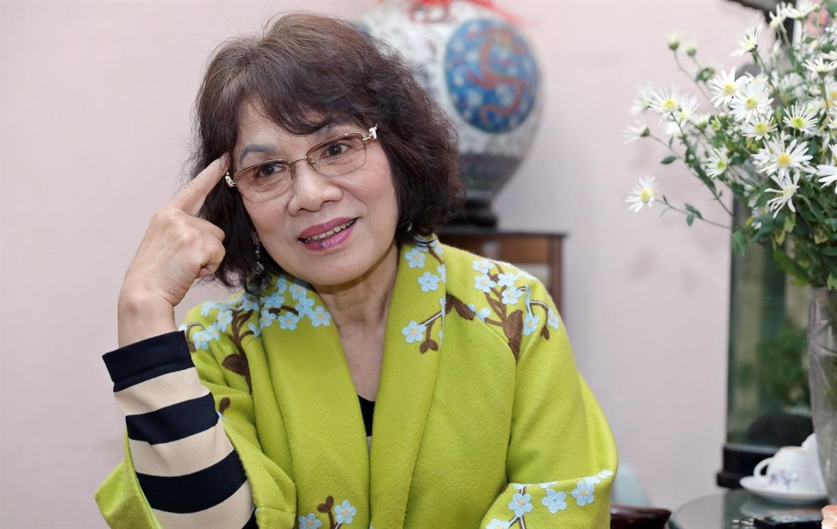Bùi An Ninh - nữ đạo diễn phim ca nhạc đầu tiên của Việt Nam