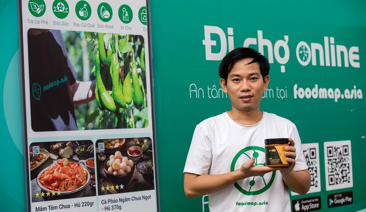 Phạm Ngọc Anh Tùng – Người kể chuyện nông sản Việt với thế giới