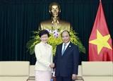 中国香港期望在越南拥有更多投资机会