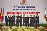 Hội nghị cấp cao ASEAN 17 khai mạc