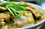 Dried Bamboo Shoot Soup