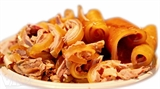 Жареная телятина по рецепту жителей провинции Шокчанг
