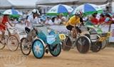 Carrera de triciclos
