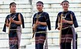 Традиционная одежда народности банар