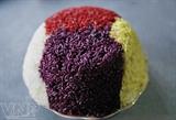 Пятицветный рис