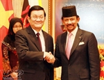 Vietnam boosts ties with Brunei and Myanmar