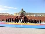Вьетнамские боевые искусства на Красной площади